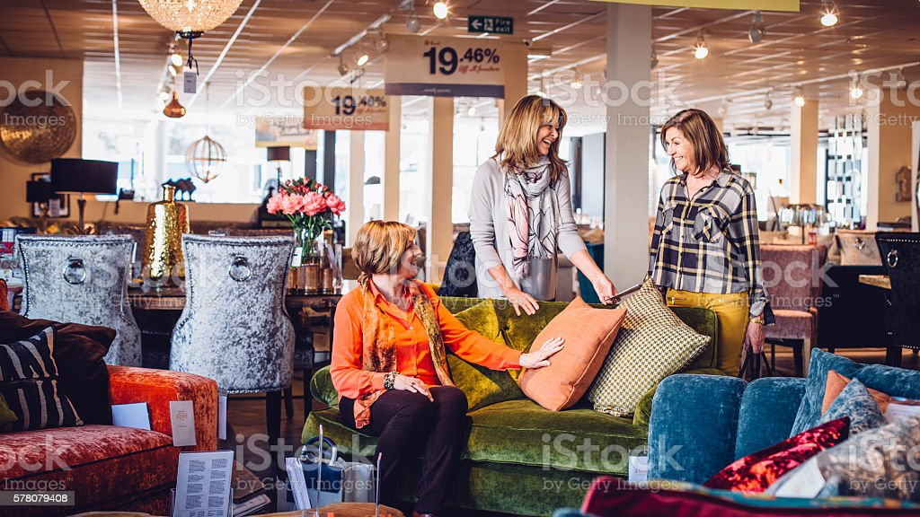 Retail Therapy stock photo
