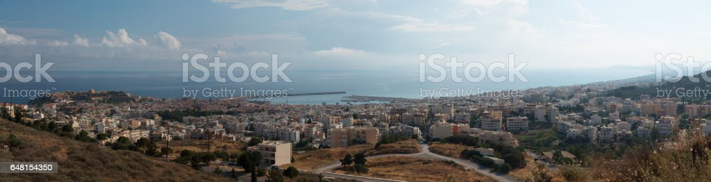 Rethymnon stock photo