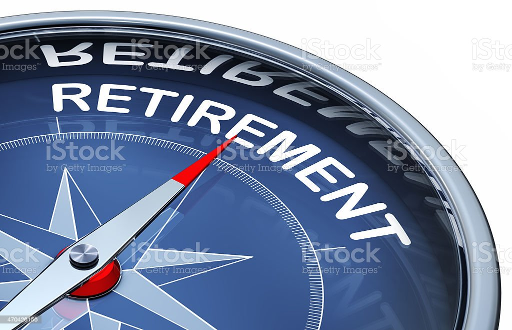 retirement stock photo
