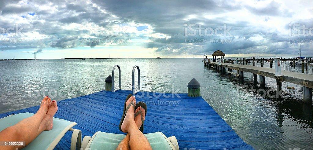 Retirement stock photo