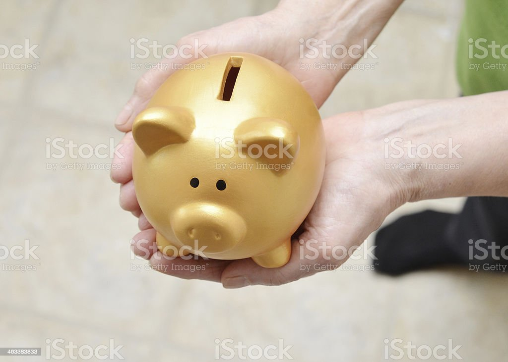 Retirement Planning stock photo