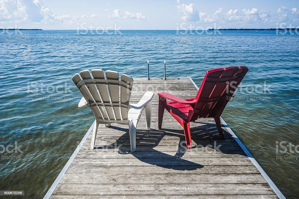 Retirement Property Real Estate stock photo