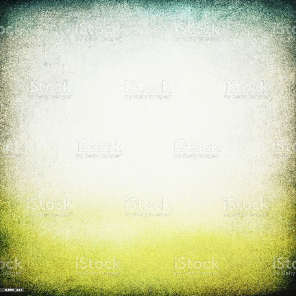 Retro abstract image of a sky and earth. royalty-free stock photo