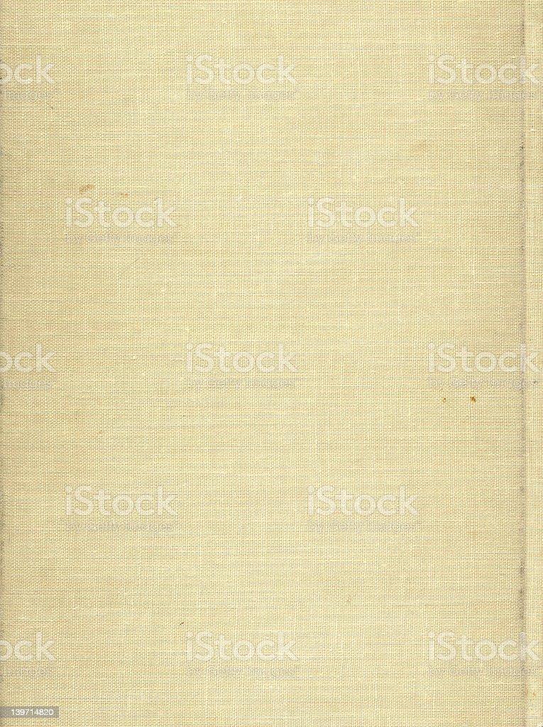 Rétro beige Couverture de livre photo libre de droits