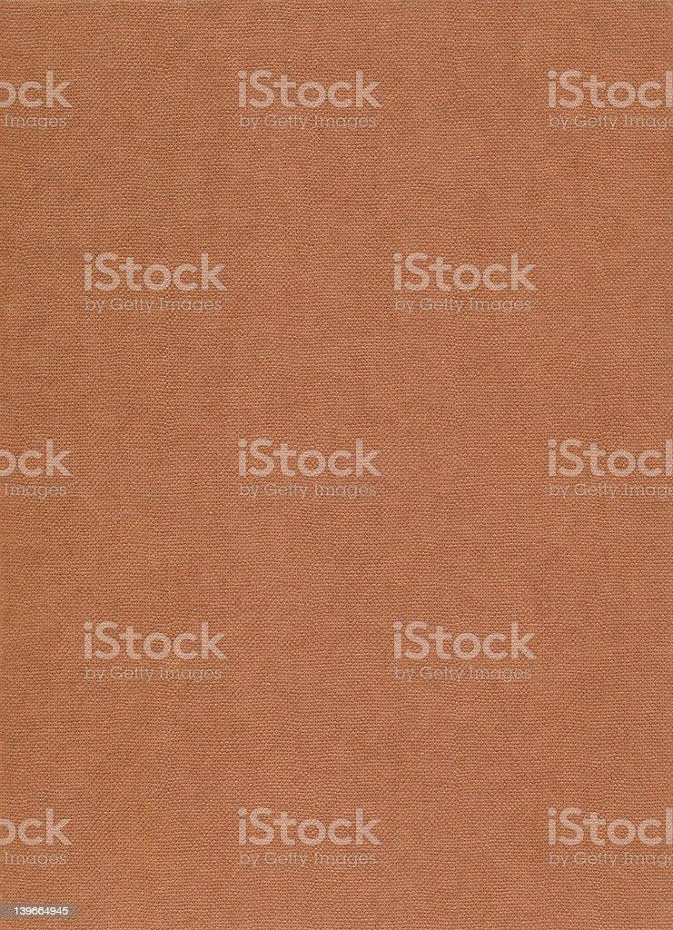 Rétro Brun texture de couverture de livre photo libre de droits