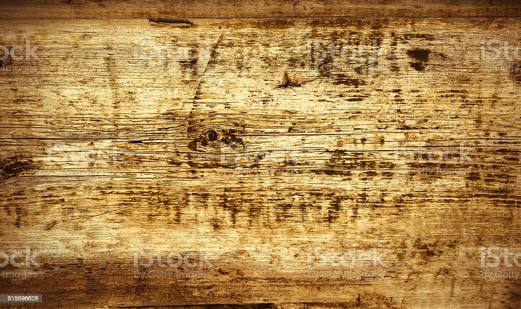 Retro brown wood panel planks texture stock photo