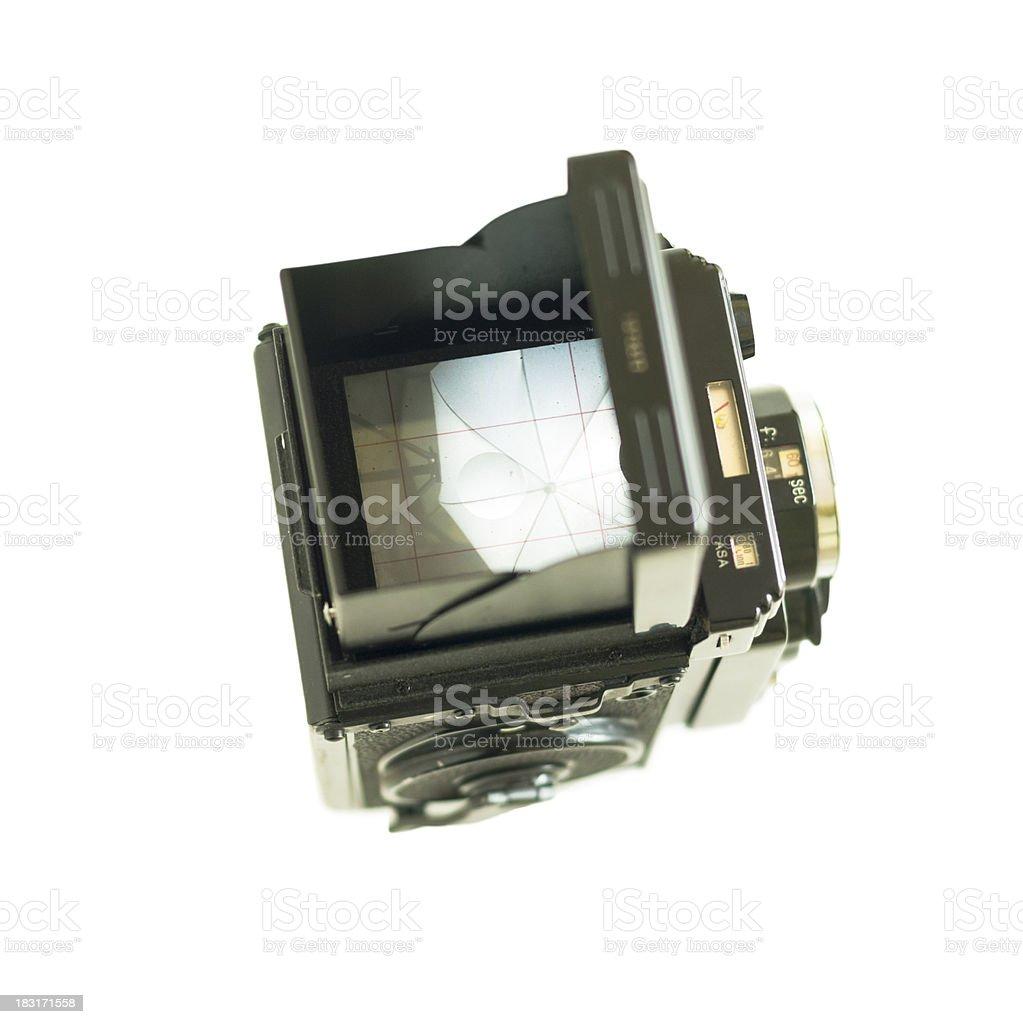 Retro Camera stock photo