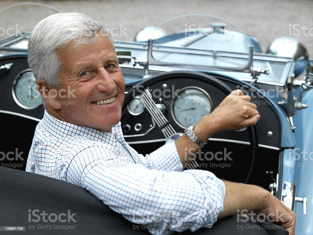 retro car classic vehicle royalty-free stock photo