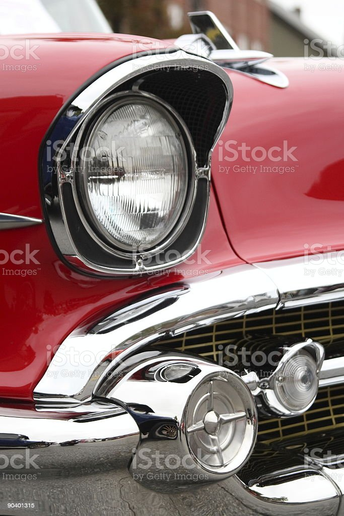 Retro Classic Design royalty-free stock photo