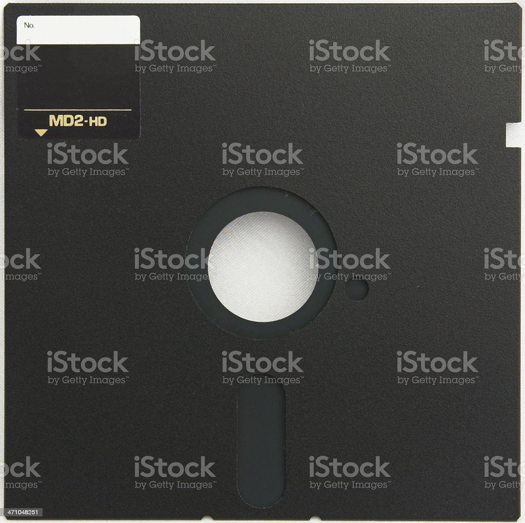 Retro Floppy Disk stock photo