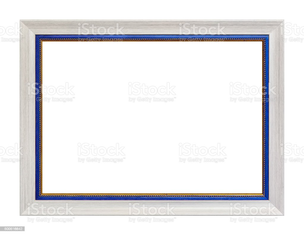 Retro frame stock photo
