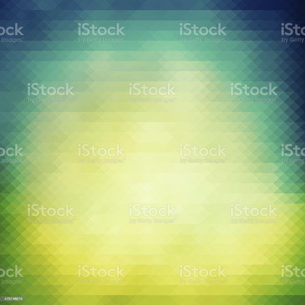 Retro geometric pattern stock photo