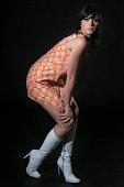 Retro Girl 60s - Erin