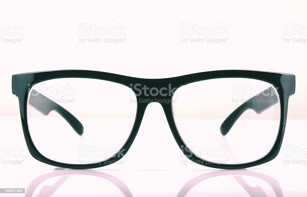 Retro Glasses royalty-free stock photo