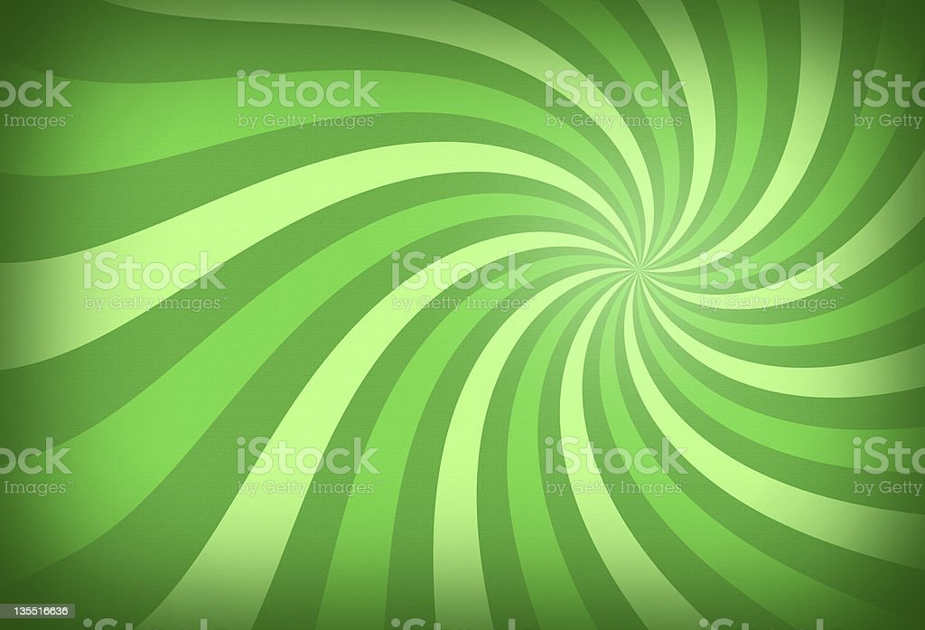 Retro Green Background royalty-free stock photo