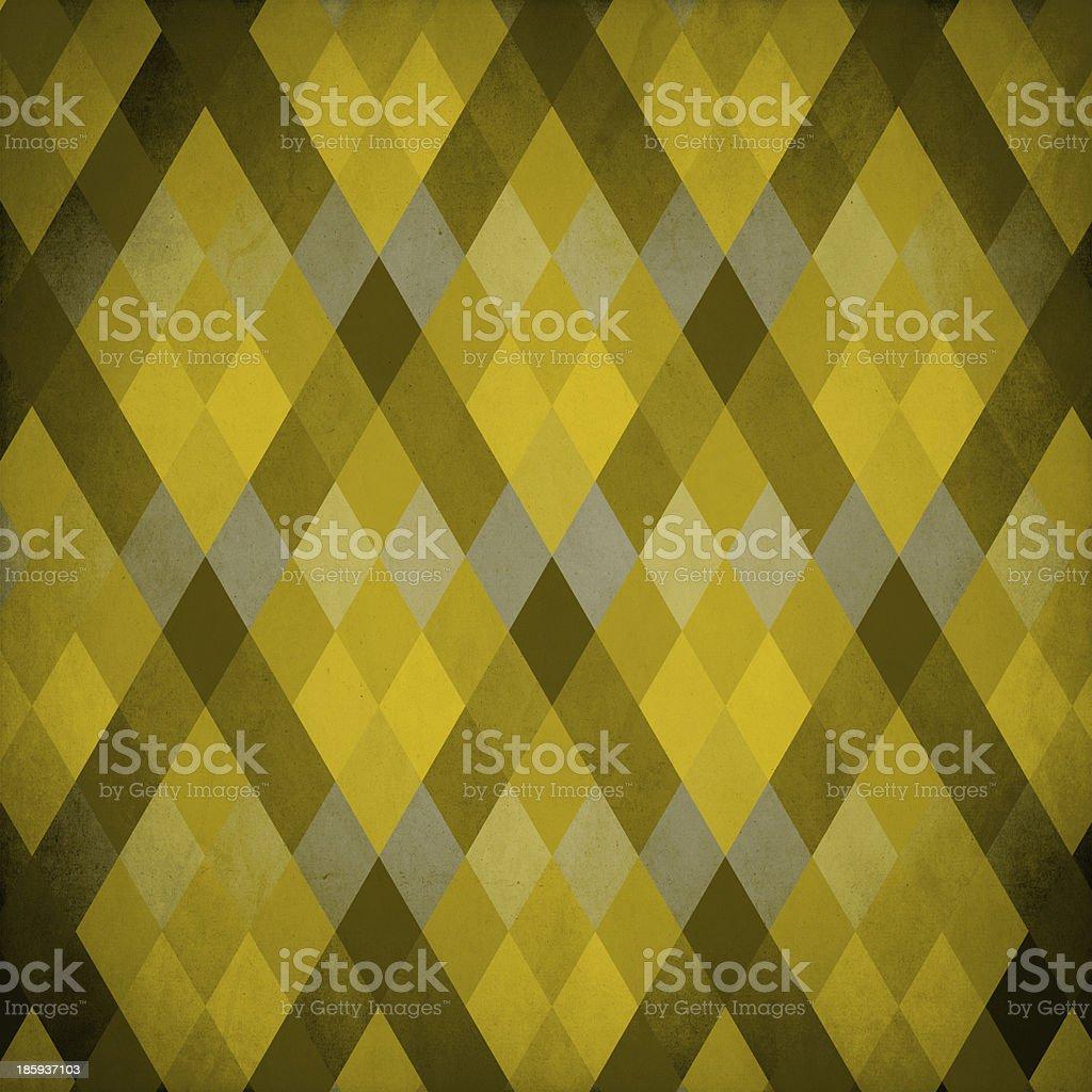 Retro Grunge Poster Design royalty-free stock photo