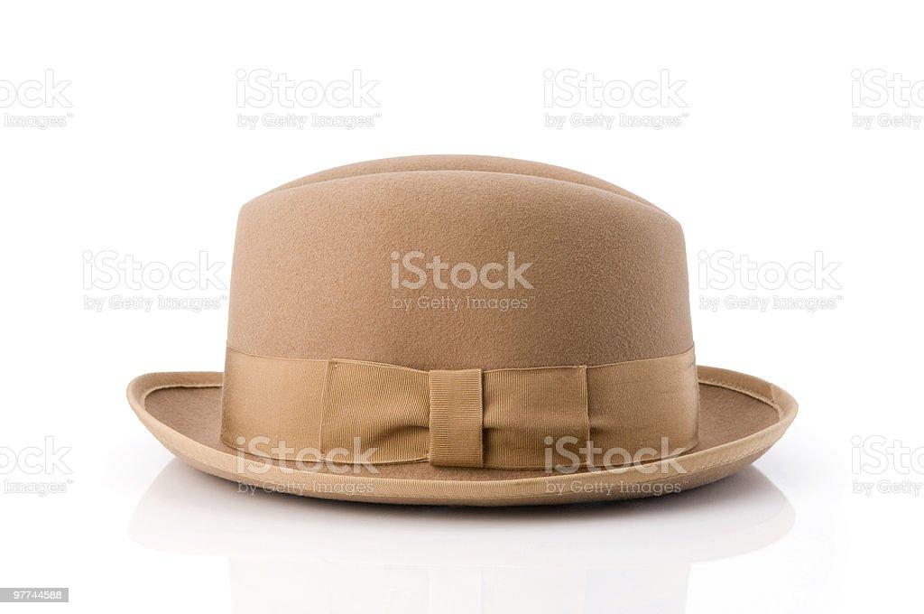 Retro Hat royalty-free stock photo