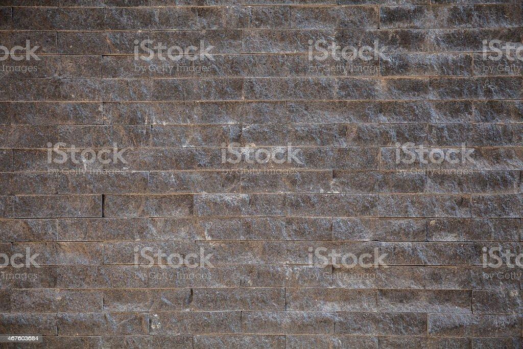 Retro Old Style Wall stock photo