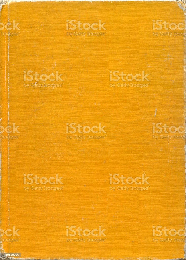 Rétro grunge de texture jaune orange photo libre de droits