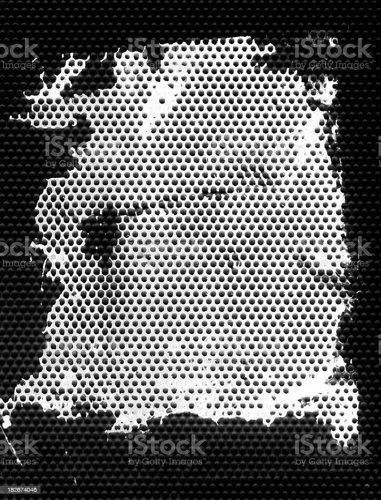 Retro Punk Background royalty-free stock photo