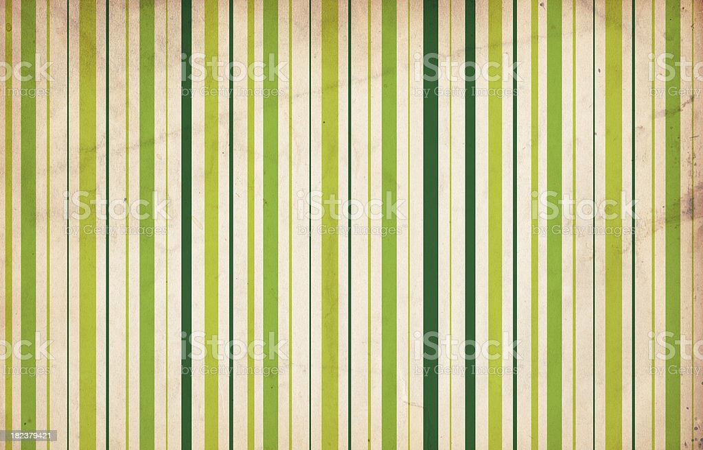 Retro St. Patrick's Day Stripe Background royalty-free stock photo