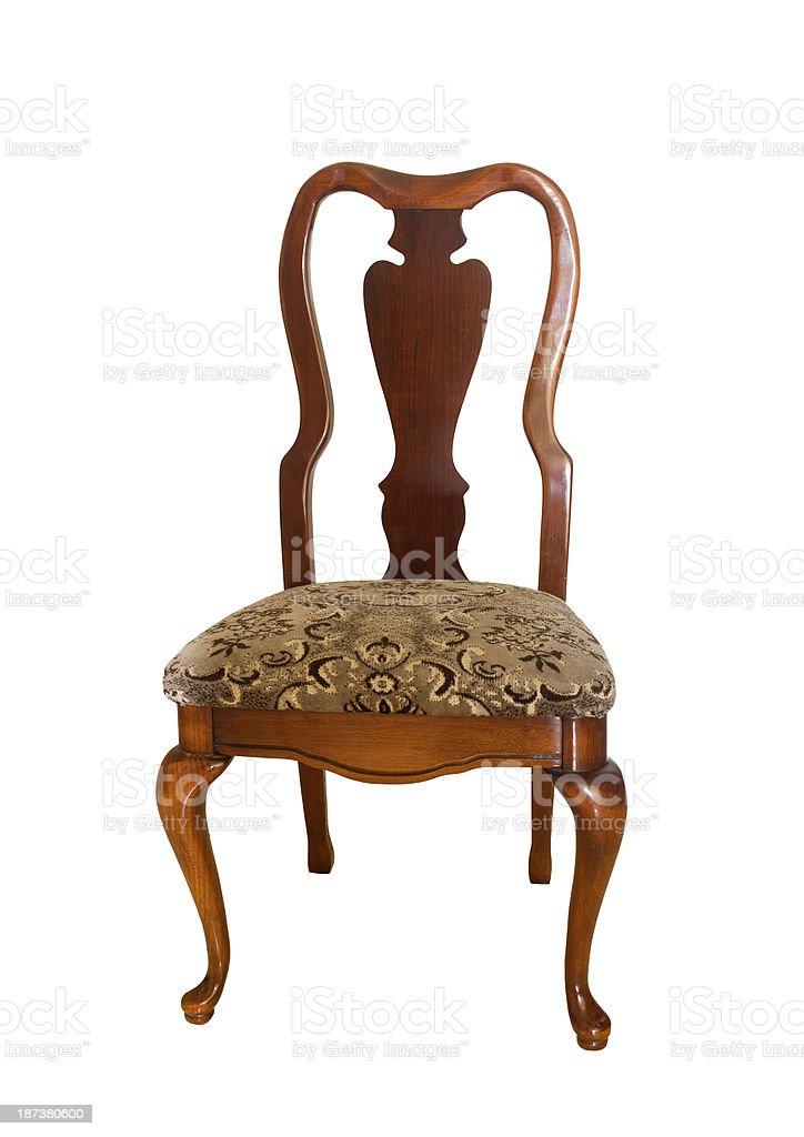Retro style chairs stock photo