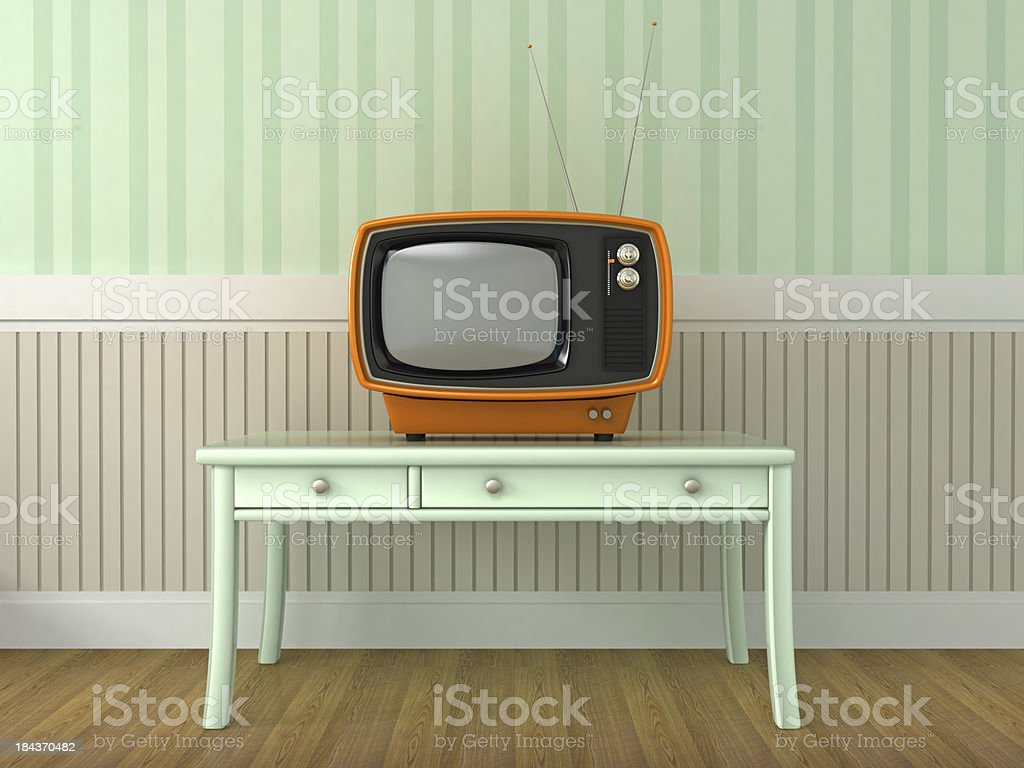 Retro Style stock photo