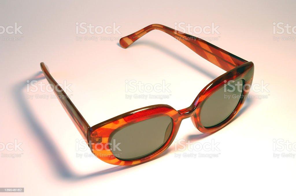 Retro Sun Glasses royalty-free stock photo
