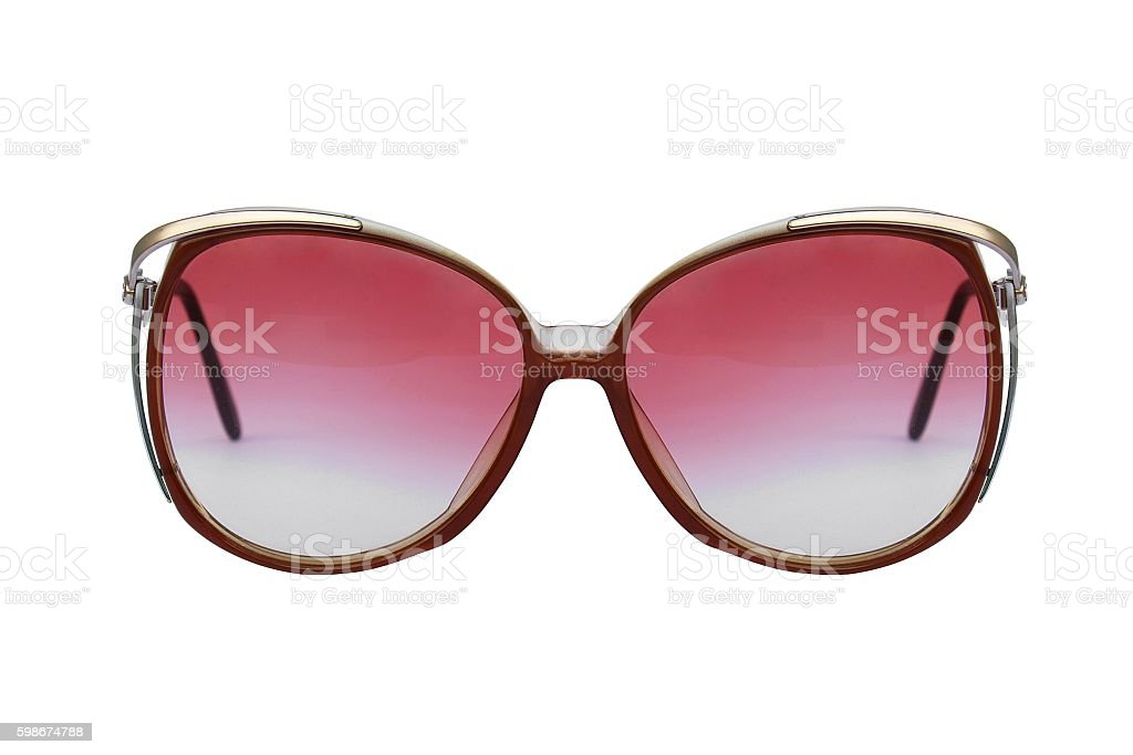 Retro Sunglasses stock photo