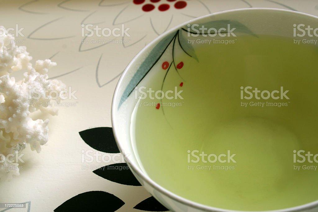 Retro Tea royalty-free stock photo