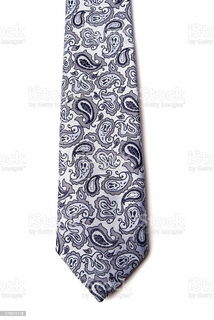 Retro Tie royalty-free stock photo