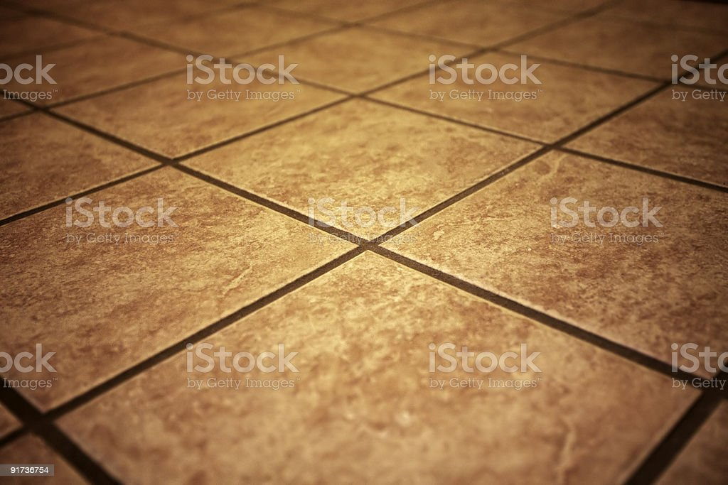 retro tiles royalty-free stock photo