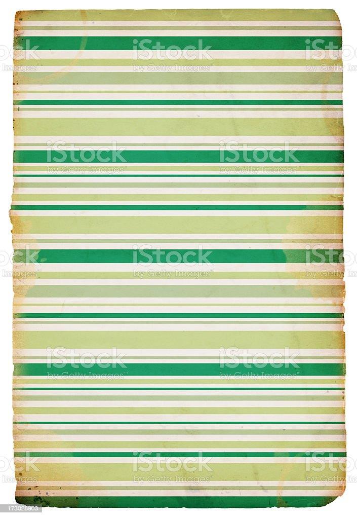 Retro Wrapping Paper XXXL royalty-free stock photo