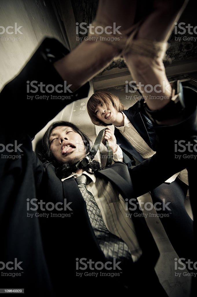 Revenge stock photo