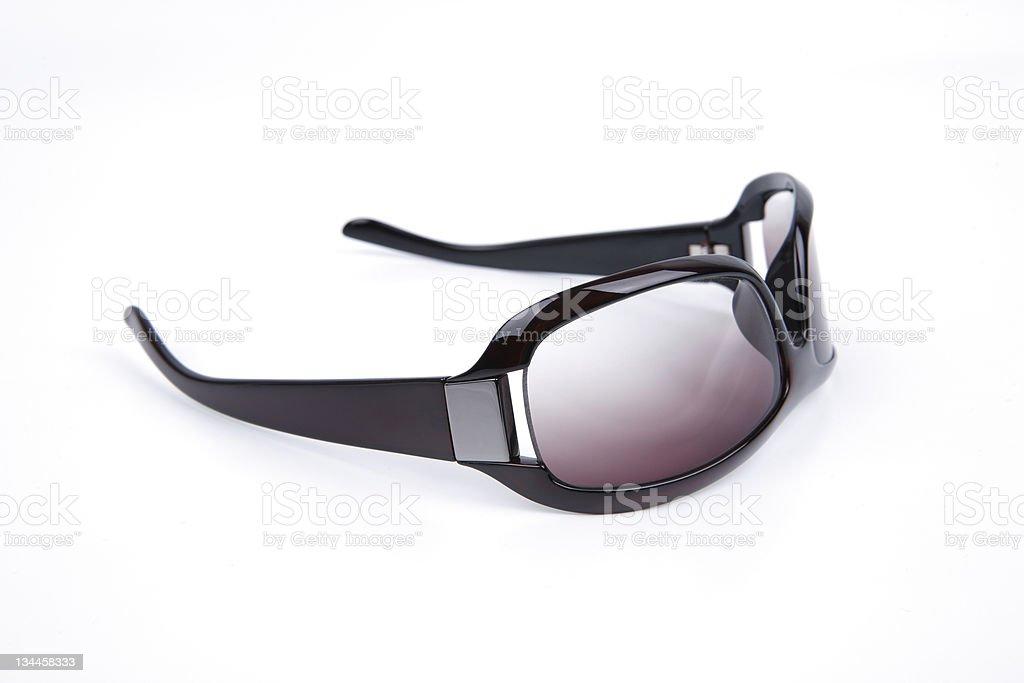 Reverse Sunglasses stock photo