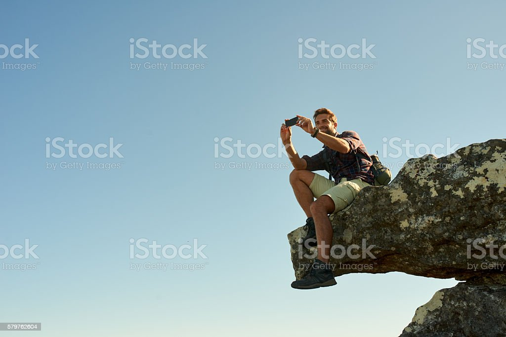 Reviving my zest for life stock photo
