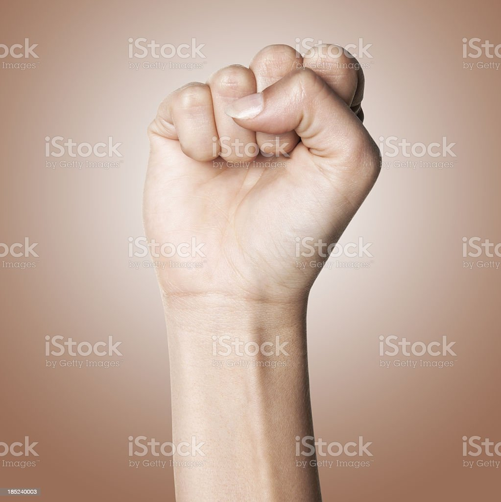 Revolution stock photo