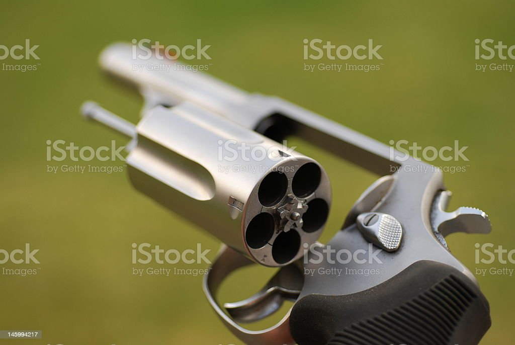 revolver royalty-free stock photo