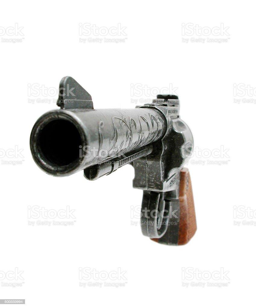 Revolver (Spielzeug) stock photo