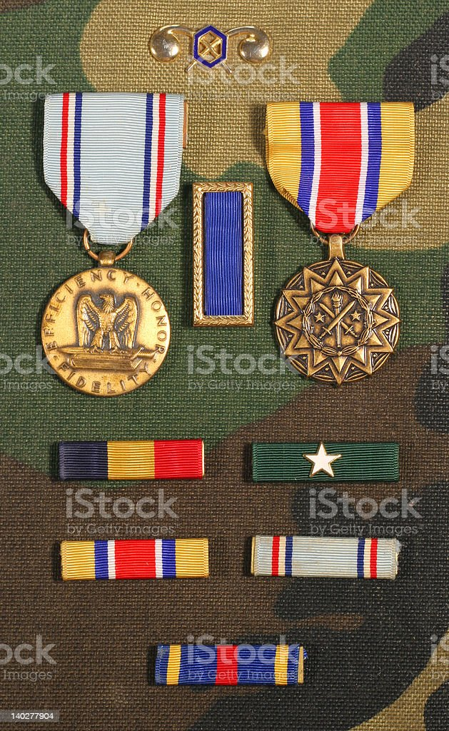 Rewards of War 1 royalty-free stock photo