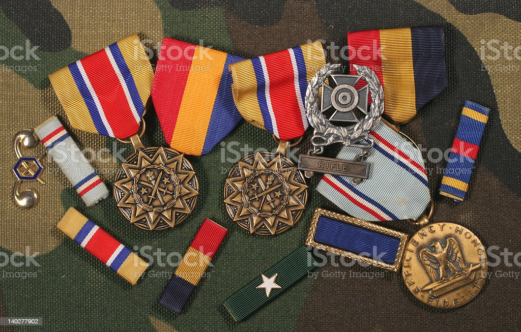 Rewards of War 4 royalty-free stock photo