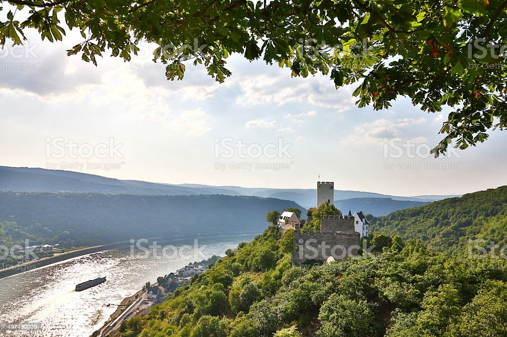 Rheintal stock photo