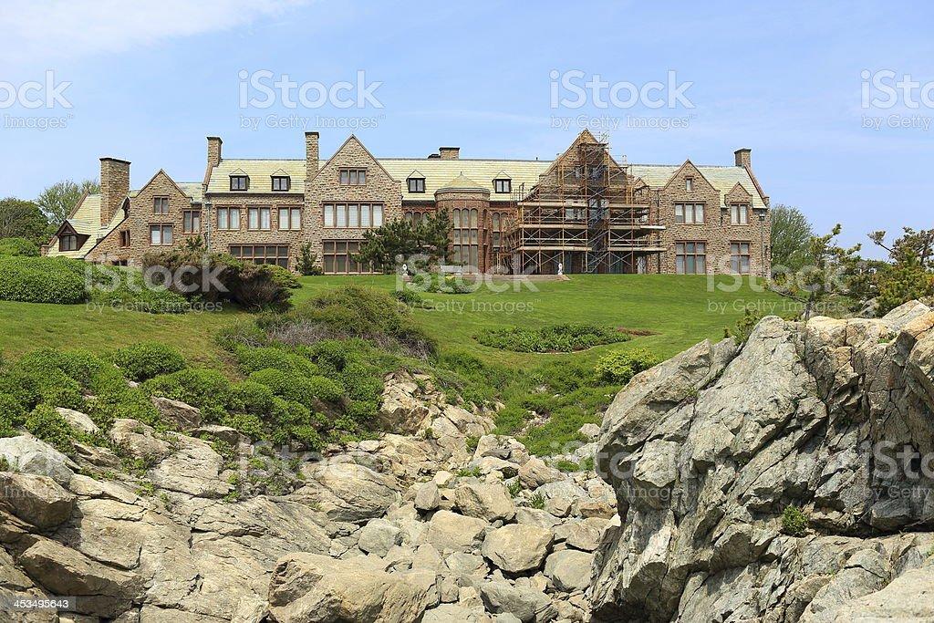 Rhode Island: Newport stock photo