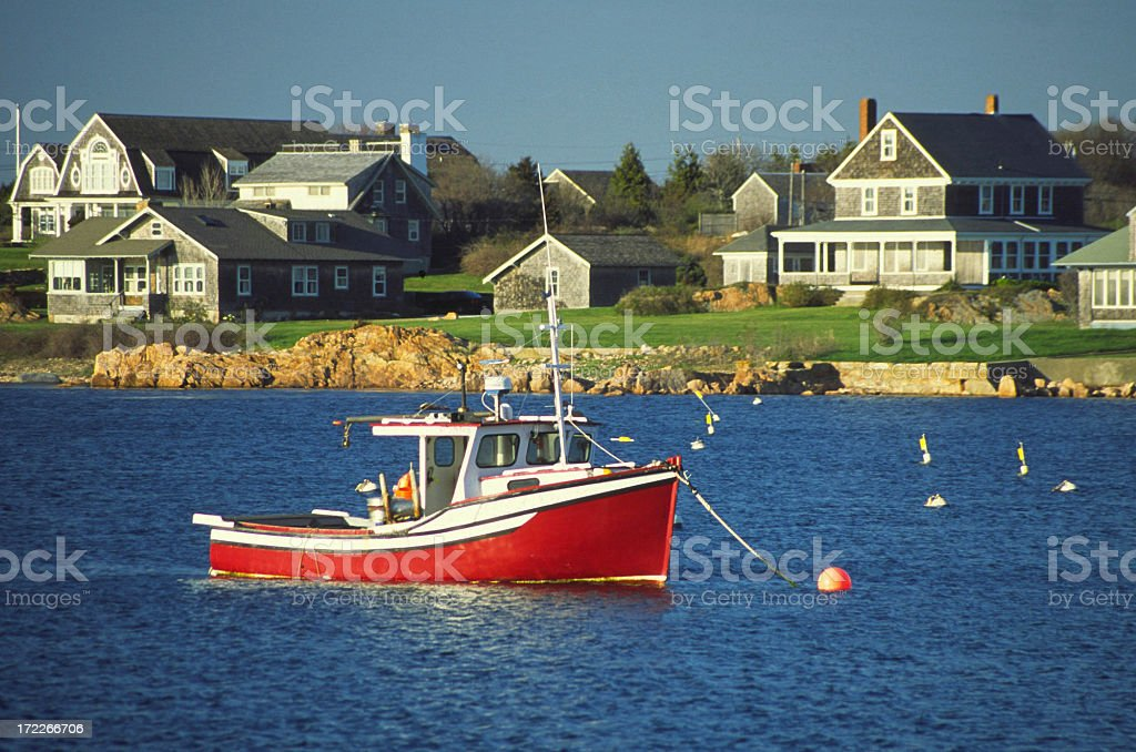 Rhode Island stock photo