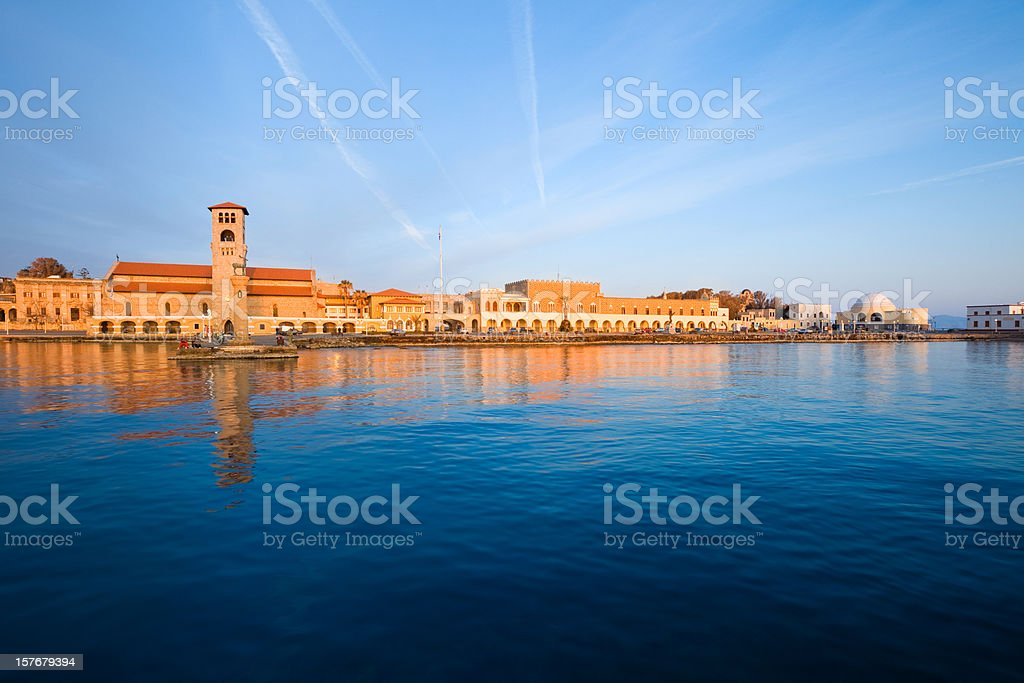 Rhodes, Greece stock photo