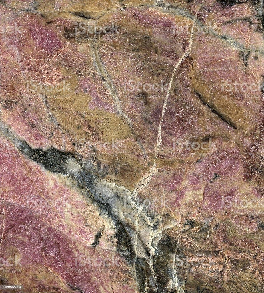 Rhodonite background stock photo