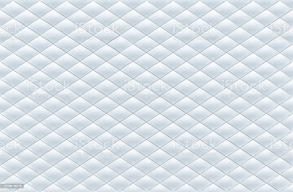 Rhombus patterned background. stock photo