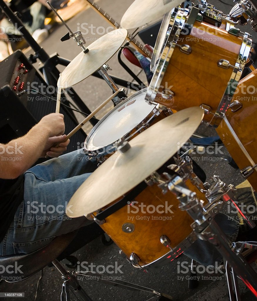 Rhythm stock photo