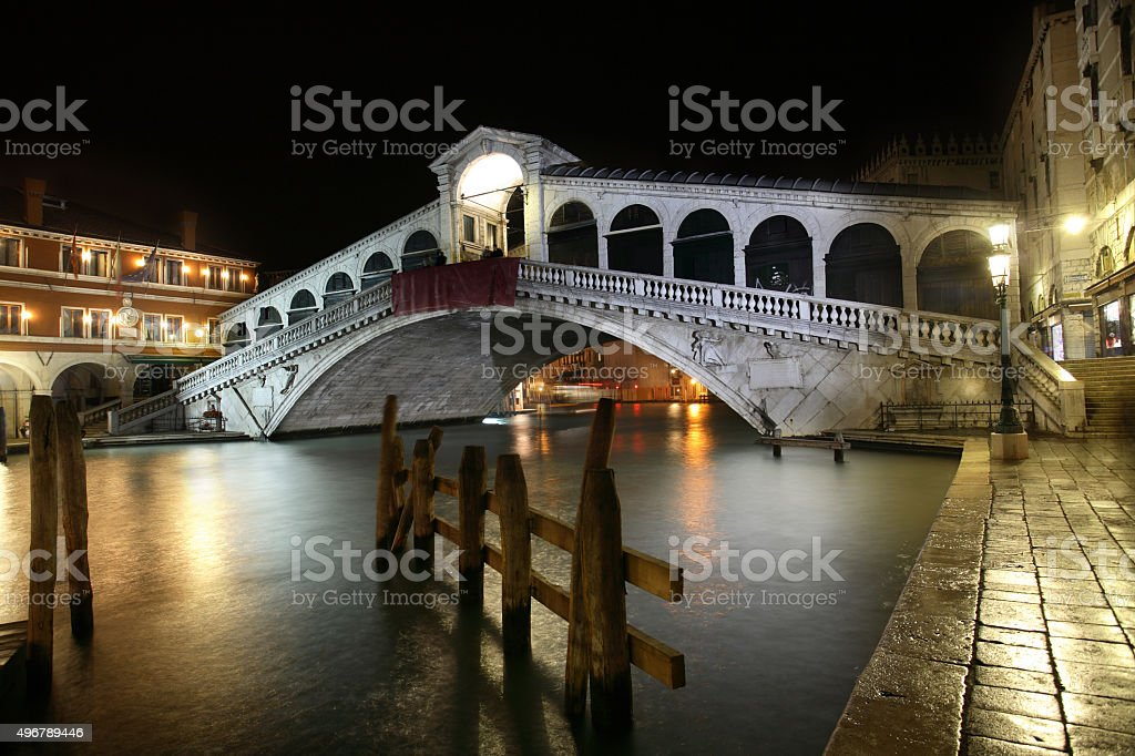 Rialto stock photo