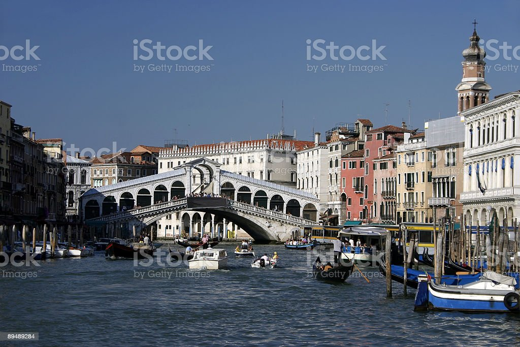 Rialto royalty-free stock photo